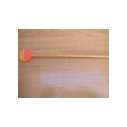 Reibeklöppel für Gongs 33mm