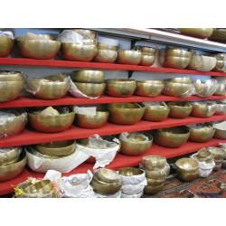 Nepal Klangschale matt alle Größen
