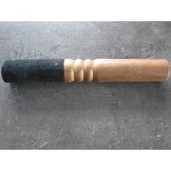 Holz-Leder-Klöppel